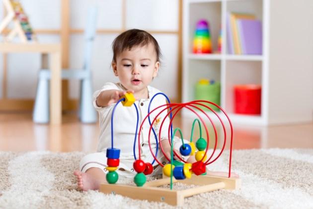 aluguel brinquedo criança