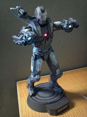 war machine papercraft