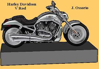 Harley Davidson  V Rod 1