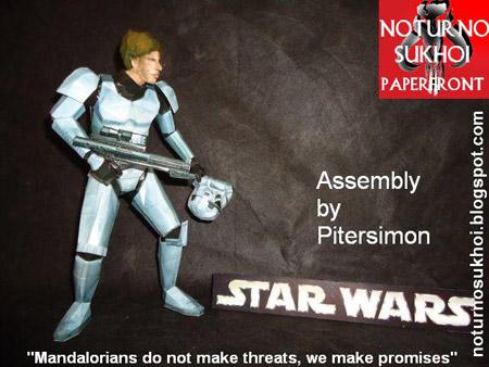 han+solo+stormtrooper+papercraft