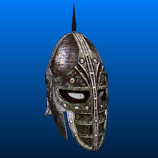 Skyrim Papercraft Stormcloak Armor Helmet