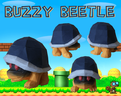 buzzy beetle done