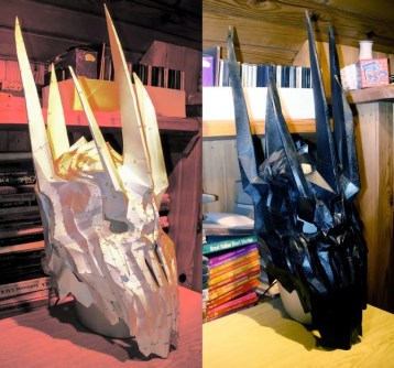 Sauron-Helmet-Lord-of-the-Rings-Papercraft-670x625