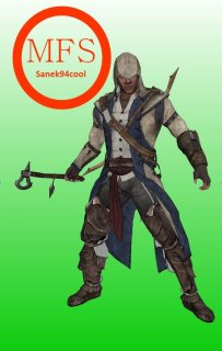 connor_kenway_paperceraft__assassin_s_creed_3__by_sanek94ccol-d67711m