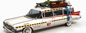 Ghostbusters Ecto-1A Papercraft