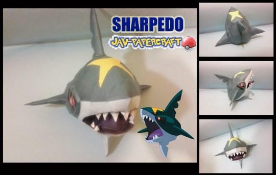 sharpedo