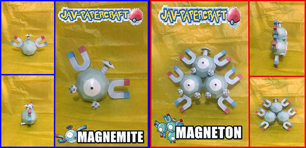 magnemite-magneton