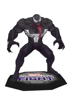Marvel Venom Papercraft