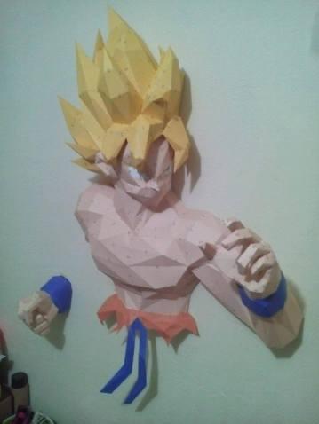 Goku pared