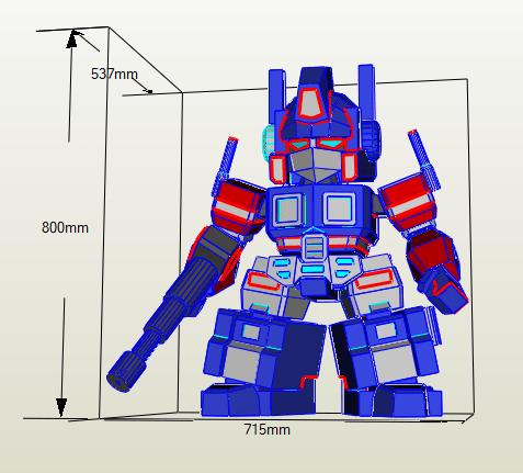Optmus Prime