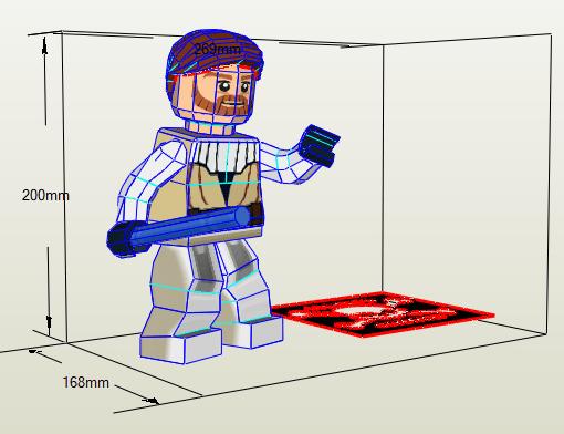 Obi Wan Lego