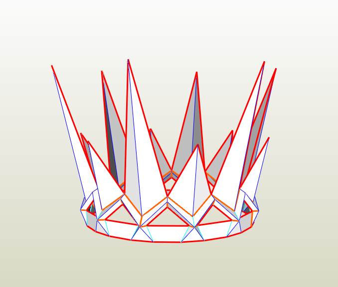 Corona Papercraft