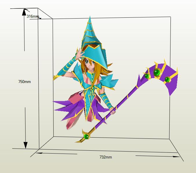 Valquiria del mago