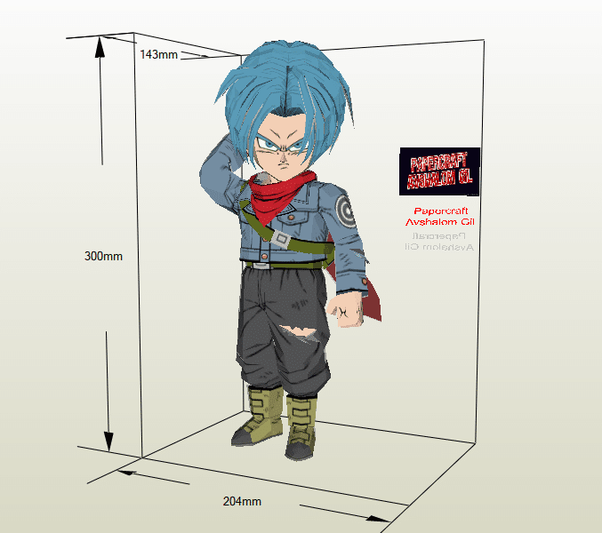 Chibi Trunks