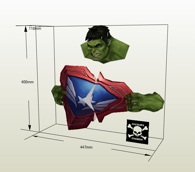 Hulk de pared
