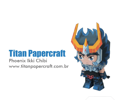 Chibi Ikki de Fénix