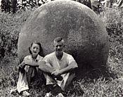 Muchas de estas piedras tenían casi 2 metros y medio de diámetro. ¿Quién las labró, y por qué?.