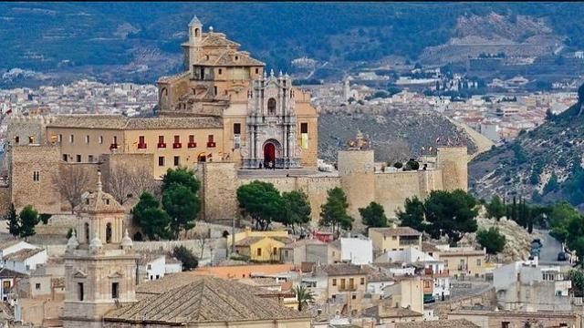 Fortaleza o castillo de Caravaca de la Cruz