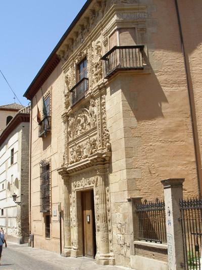 Casa de Castril general