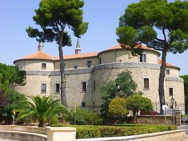 Villaviciosa de Odón - Castillo (sede del Archivo Histórico del Ejército del Aire, AHEA) 1