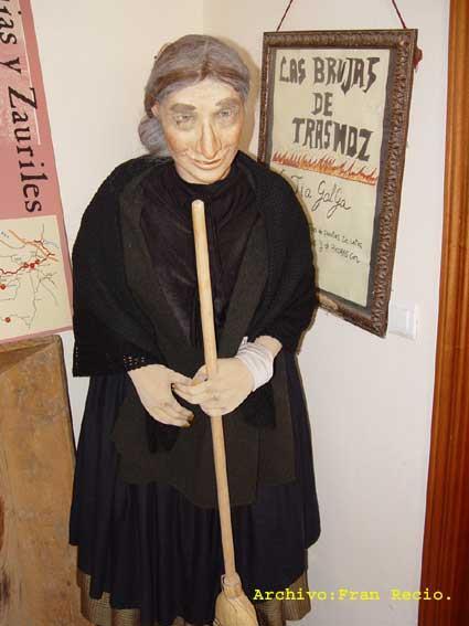 Lugar célebre por sus brujas. (foto del museo de la brujería)