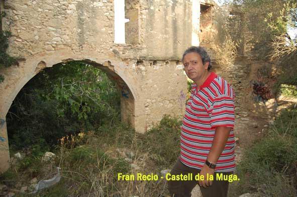 Fran Recio - Castell de la Muga
