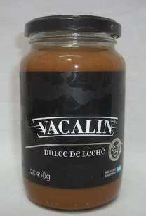 Dulce de leche Vacalin, repostero y familiar.