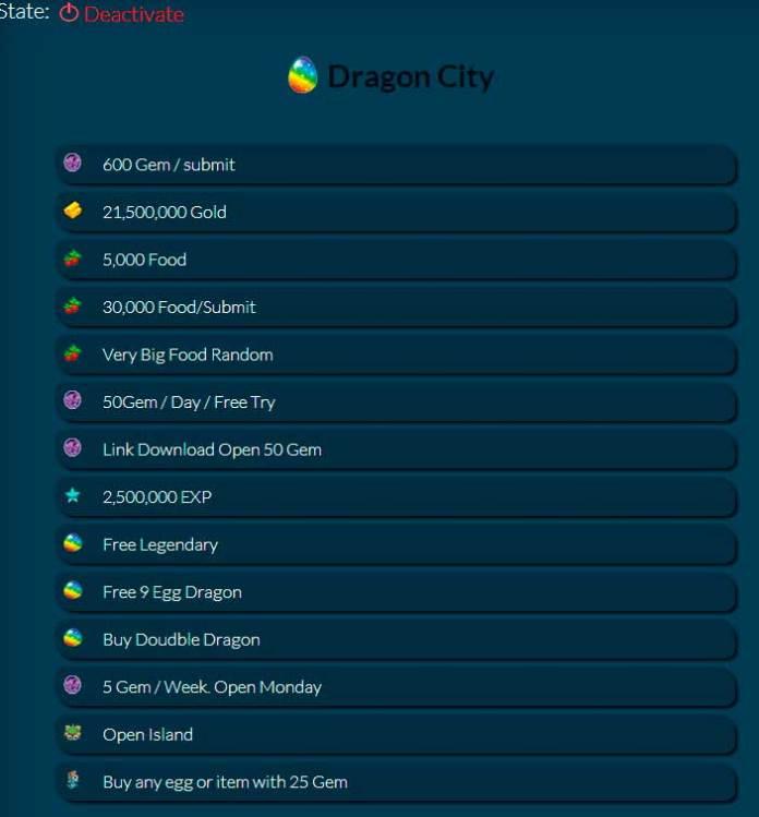 Multi Hack para Dragon City