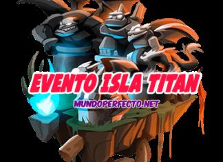 Evento Isla Titan