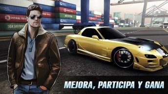 Drag Battle Racing APK MOD imagen 2