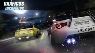 Drag Battle Racing APK MOD imagen 3