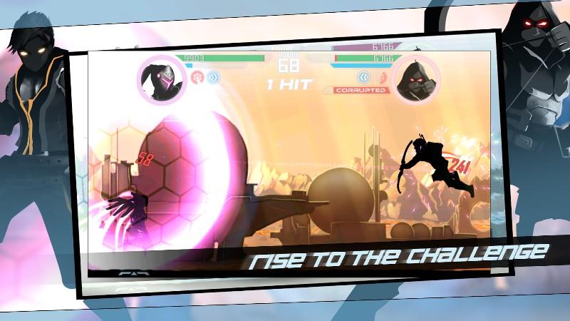 Shadow Battle 2.2 APK MOD imagen 1