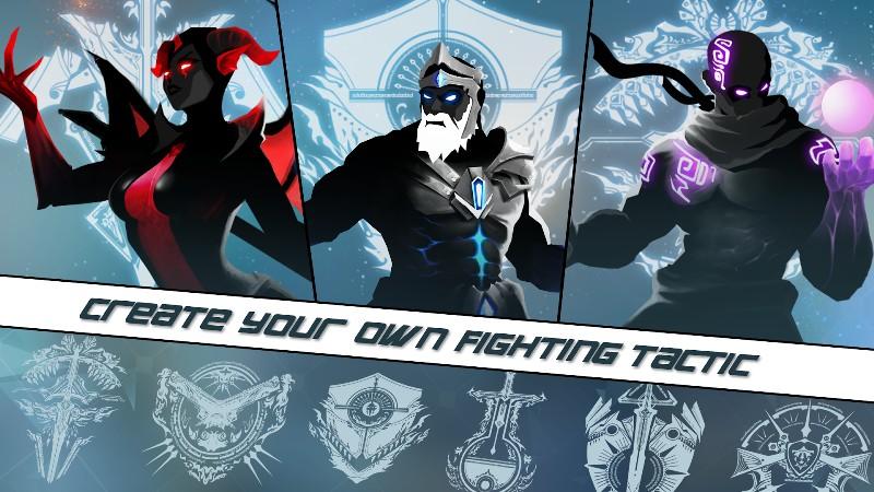 Shadow Battle 2.2 APK MOD imagen 2