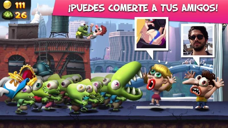 Zombie Tsunami APK MOD imagen 3