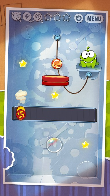 Cut the Rope FULL FREE APK MOD imagen 3