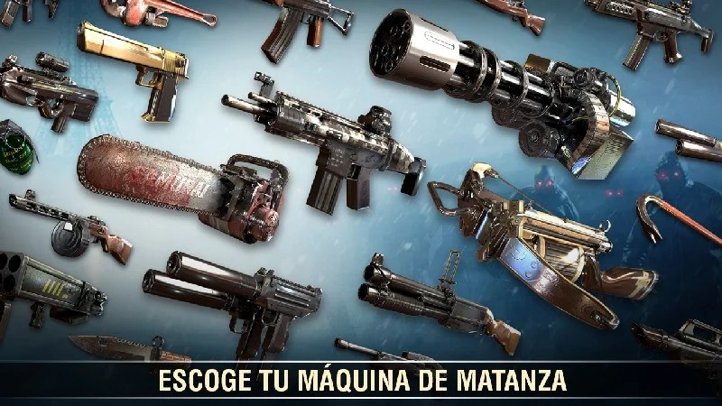 Dead Trigger 2 First Person Zombie Shooter Game APK MOD imagen 2