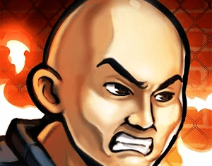 Fist of Rage: 2D Battle Platformer APK MOD