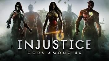 Injustice Gods Among Us APK MOD imagen 1