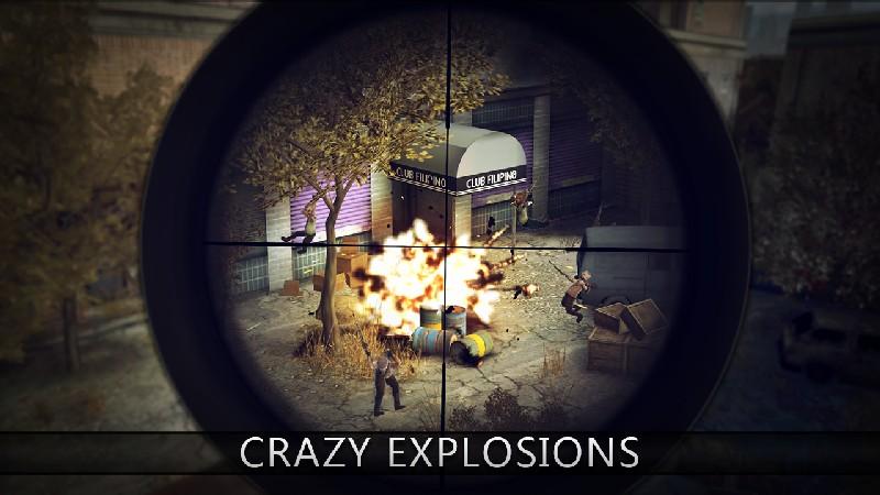 Last Hope Sniper - Zombie War APK MOD imagen 3