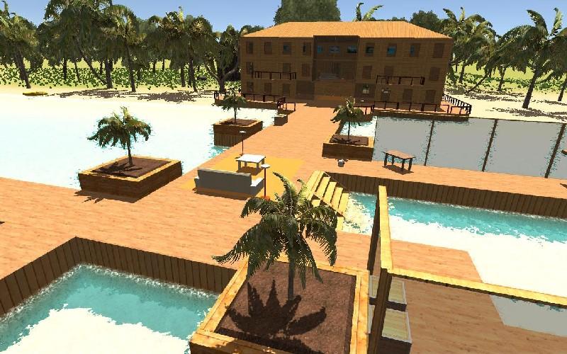 Ocean Is Home Survival Island APK MOD imagen 4