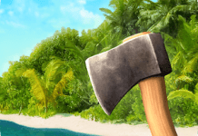 Ocean Is Home Survival Island APK MOD