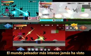 One Finger Death Punch APK MOD imagen 4