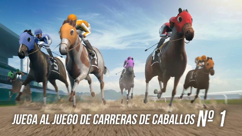 Photo Finish Horse Racing APK MOD imagen 1
