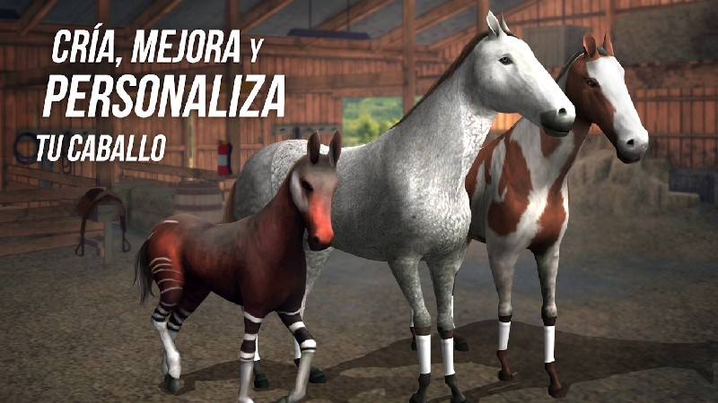 Photo Finish Horse Racing APK MOD imagen 4