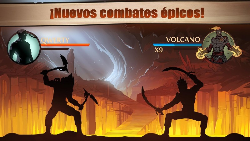 Shadow Fight 2 APK MOD imagen 1