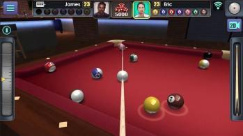 3D Pool Ball APK MOD imagen 3