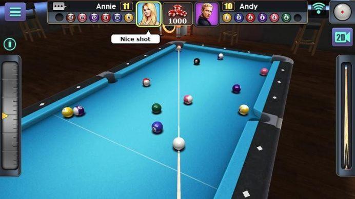 3D Pool Ball APK MOD imagen 5