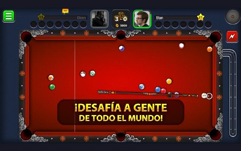 8 Ball Pool APK MOD imagen 2