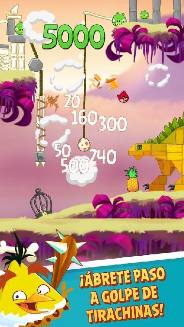 Angry Birds APK MOD imagen 2