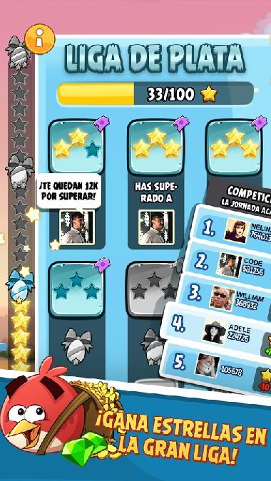 Angry Birds APK MOD imagen 3